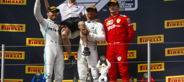 Race Results 2019 French F1 Grand Prix