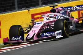 Sergio Perez, Racing Point RP19 Canadian GP F1/2019