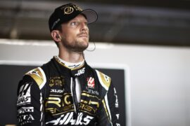 Q&A with Haas driver Romain Grosjean