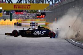 Kevin Magnussen Haas Canadian GP F1/2019