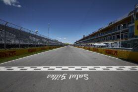 Starting Grid 2019 Canadian F1 GP