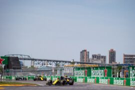 Daniel Ricciardo (AUS) Renault F1 Team RS19. Canadian Grand Prix, Sunday 9th June 2019. Montreal, Canada.