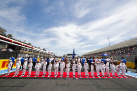 F1 Starting Grid 2021 French Grand Prix