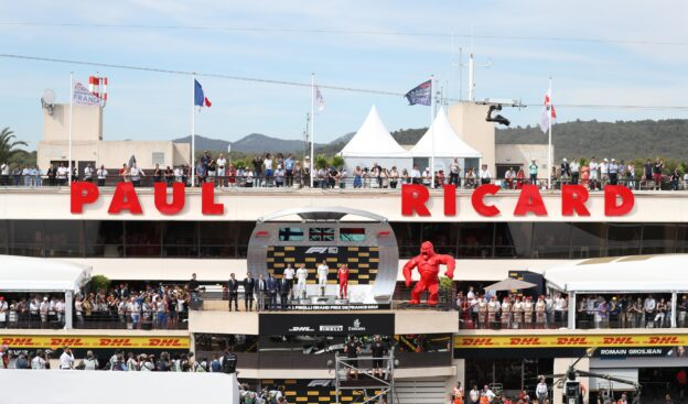 F1 Nation: 2021 French GP preview with Alain Prost