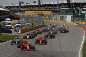 F1 could lose 'a race or two' from 2021 calendar