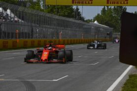 Stewards set to rule on Vettel penalty 'review'