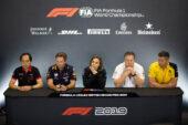 2019 British F1 GP Constructors Press Conference