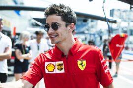 Lap Times 2nd Free Practice 2019 German F1 GP