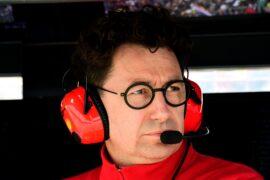 Binotto to re-join Ferrari team next week