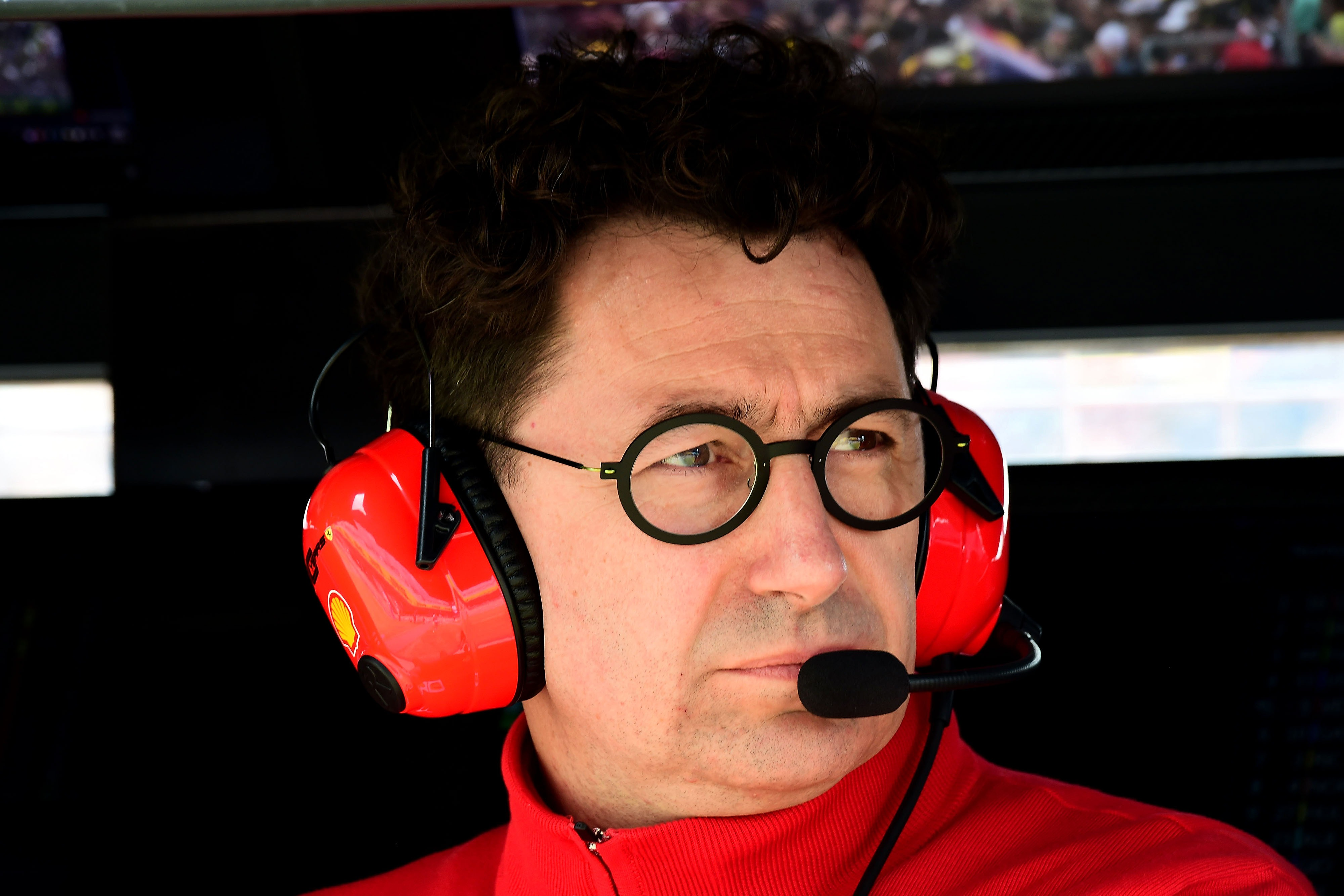 Binotto to re-join Ferrari team next week