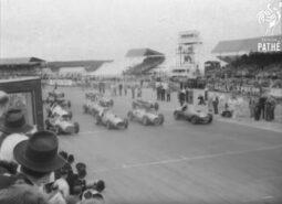 1952 British F1 GP Video Highlights