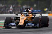 Sainz 'scared' to see McLaren rivals improve