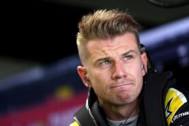 Hulkenberg satisfied with current Mercedes reserve role speculation