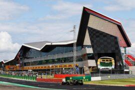Brundle: Silverstone ideal to restart 2020