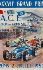 Highlights 1950 French Grand Prix (Spanish)