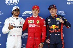 Binotto rules out Leclerc-Verstappen pairing