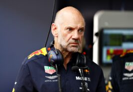 Newey unhappy with new regulations for next year