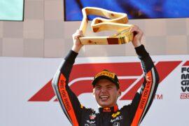 Who is Max Verstappen?