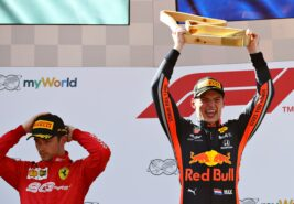 Horner: Verstappen 'best driver in F1'