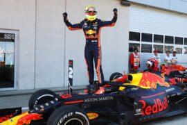 Race Results 2019 German F1 Grand Prix