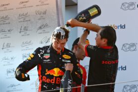 Doornbos: Verstappen will make 2021 call 'quickly'