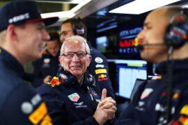 Three drivers left Red Bull driver program