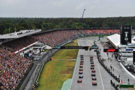 F1 door 'not closed' to Hockenheim