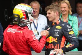 Verstappen not obsessed with being youngest champion