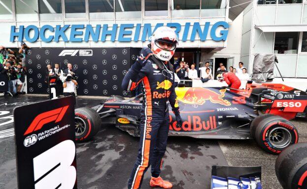 F1 wanted spectators at 2020 Hockenheimring GP