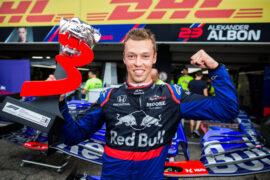 No Red Bull return for Kvyat in 2019