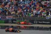 Masi clears Hockenheim after wet race crashes