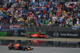 Masi clears Hockenheimring after wet race crashes