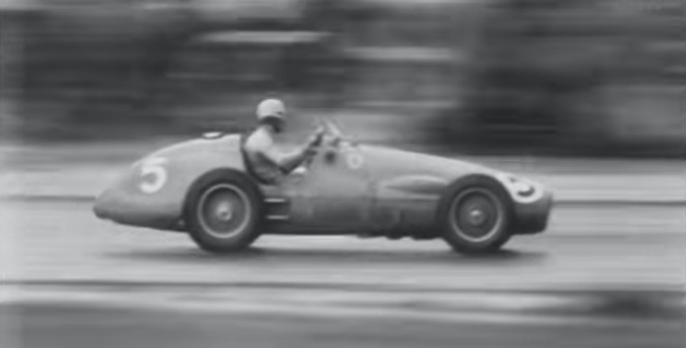 1953 British Grand Prix Highlights