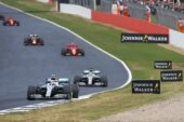 F1 selecting tracks for 'money' not racing
