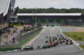 2019 British Grand Prix Timelapse Video