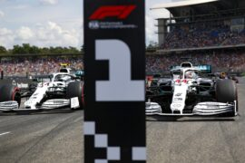 Qualifying Results 2019 German F1 Grand Prix