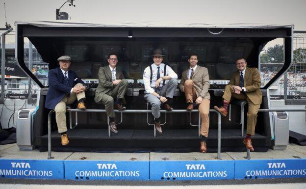 Mercedes' fabulous 'Brackley Boys' Beyond the grid podcast