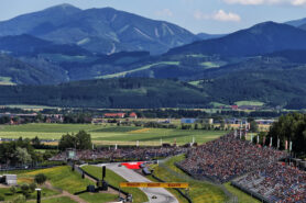 F1 scraps reverse race plan for second Austrian GP