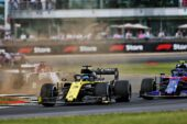Renault to be first to test 18 inch tyres