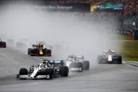 The Best Formula 1 Race of 2019 in Pictures by Kym Illman