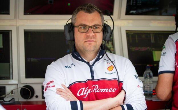 Monchaux becomes Alfa Romeo Racing Technical Director