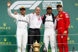 Who will be on the 2020 British Grand Prix Podium?