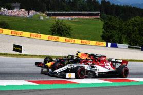 Raikkonen: Less data would make F1 better
