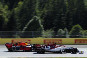 Zehnder: Raikkonen 'drives without instructions'