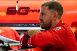 Wolff: Vettel an 'outsider' for Mercedes seat