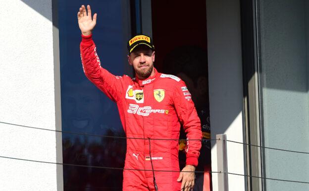 The 2 real reasons for Vettel's Ferrari split