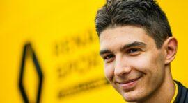 First GP as a Fan: Esteban Ocon