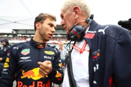 Gasly deserves 'some blame' for Red Bull demotion
