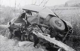 Mike Hawthorn lost his life in car accident
