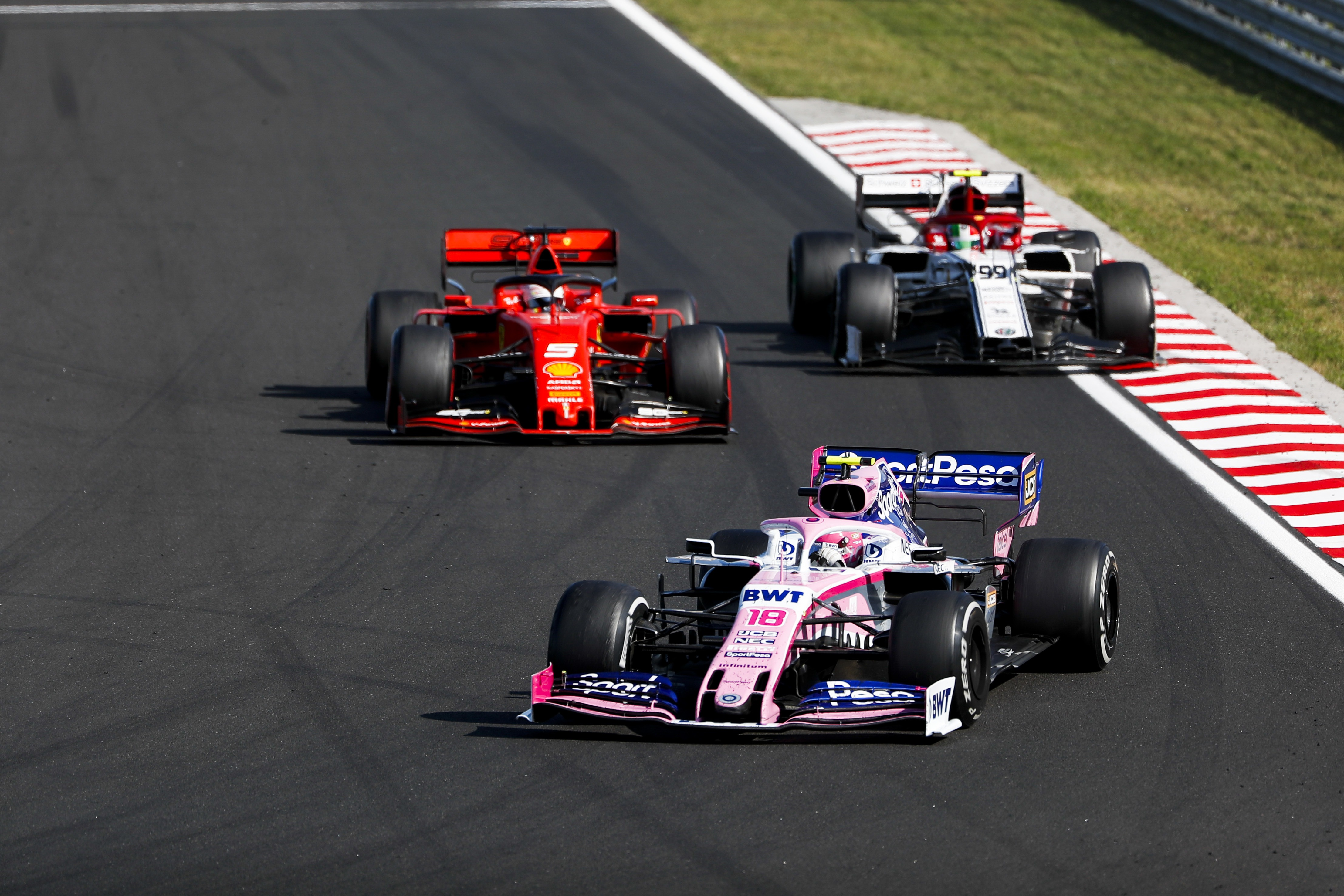 Is Stroll skilled enough to take on Vettel?